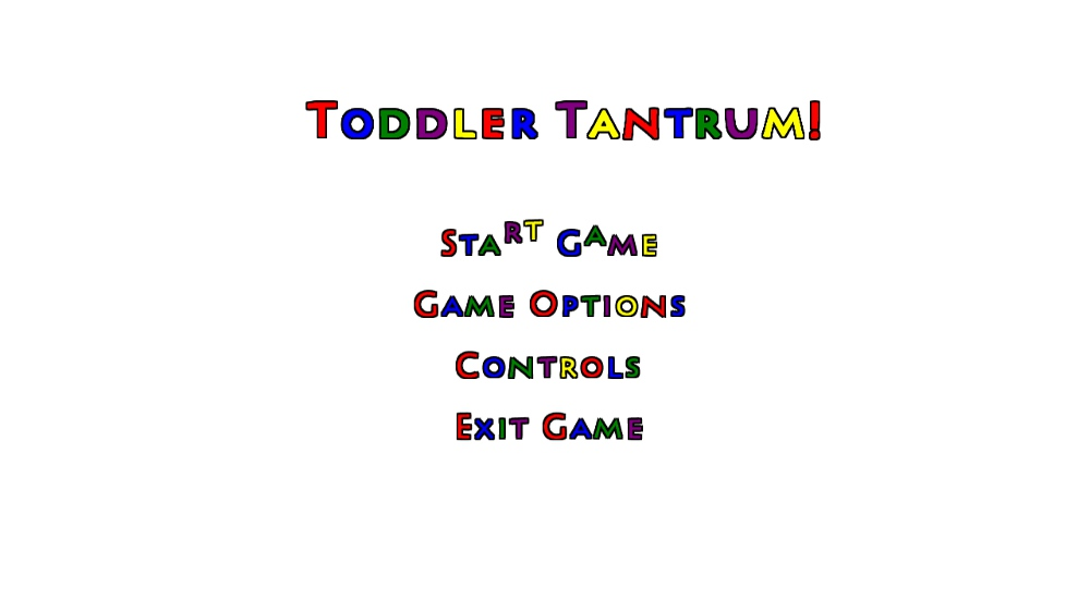 Image de Toddler Tantrum!