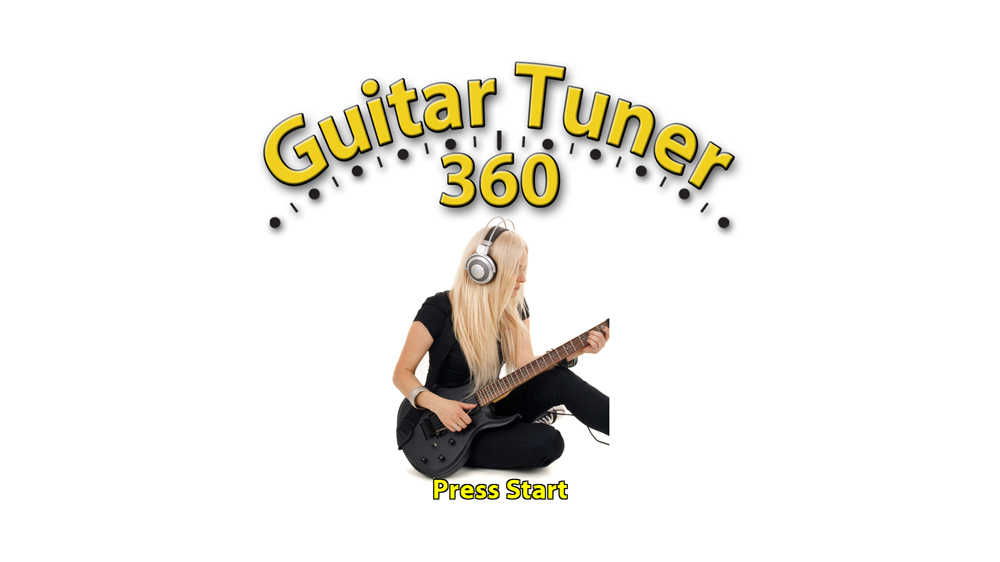 Image from Guitar Tuner 360