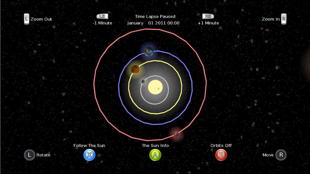Imagen de Solar System 4D