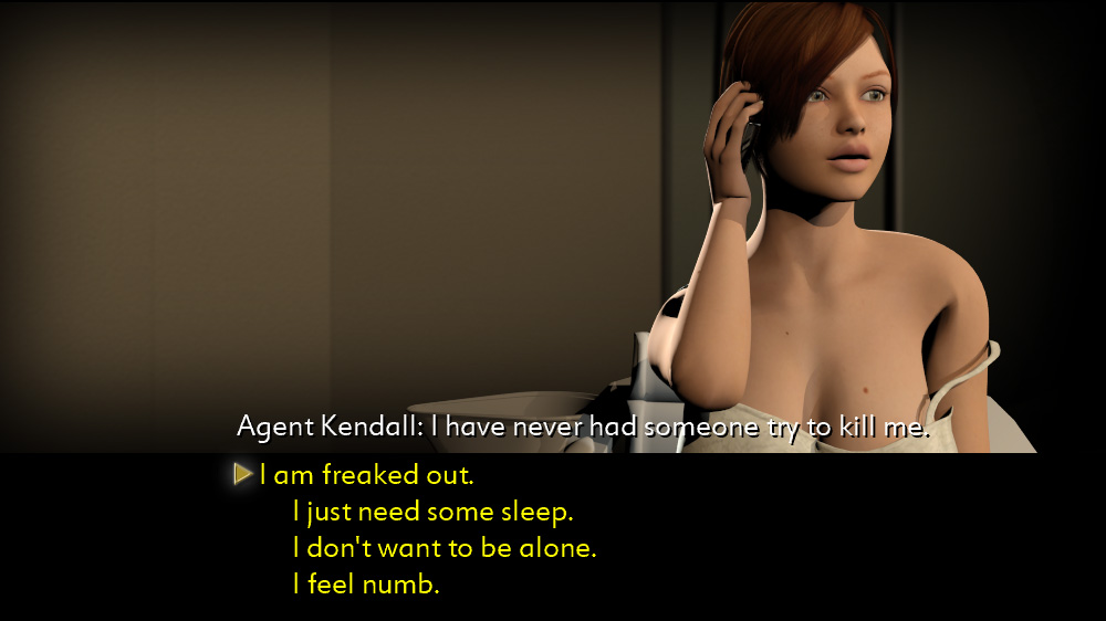 Image from Bureau - Agent Kendall
