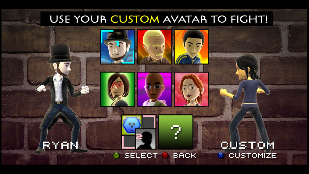 Image from Avatar Fighter