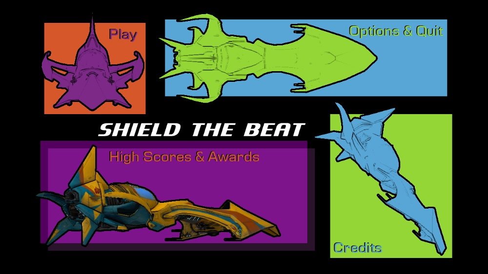 Image from Shield the Beat