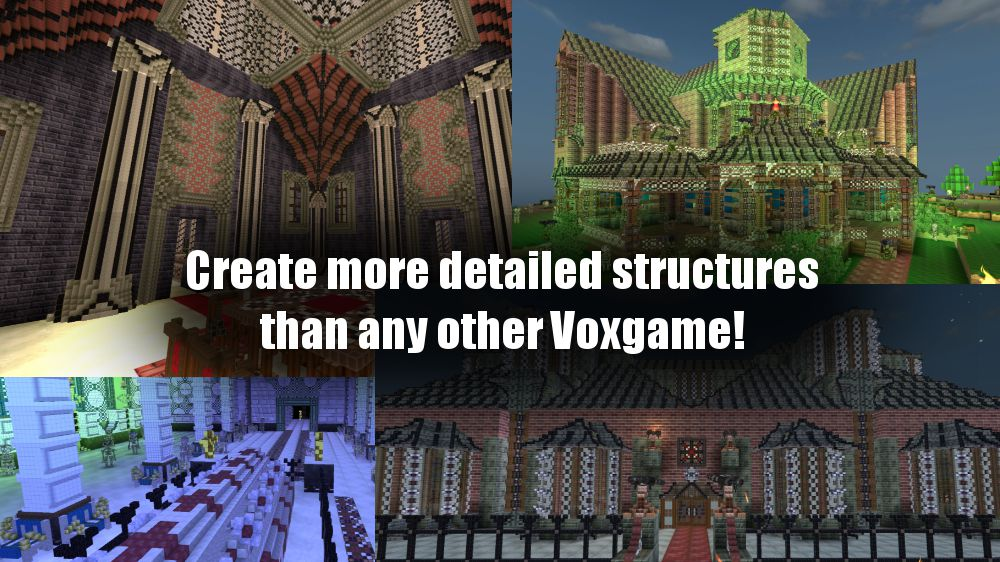 Image from FortressCraft Chapter 1
