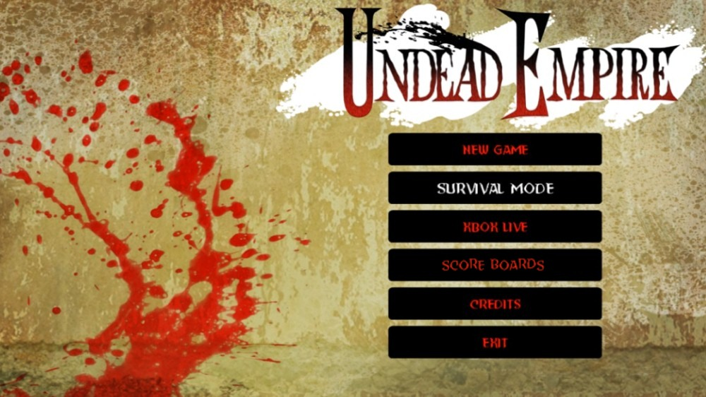 Image from Undead Empire
