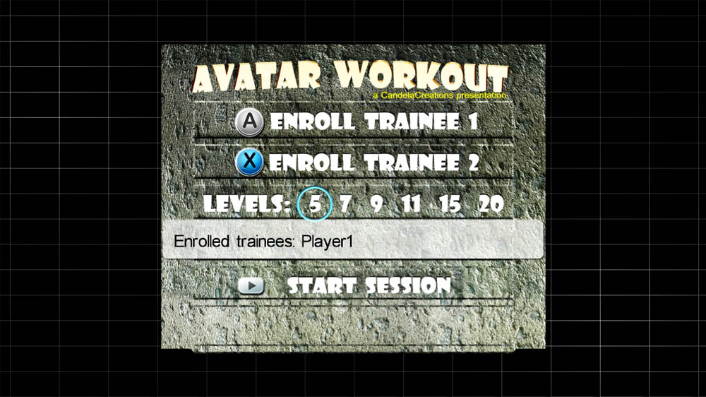 Image from Avatar Workout
