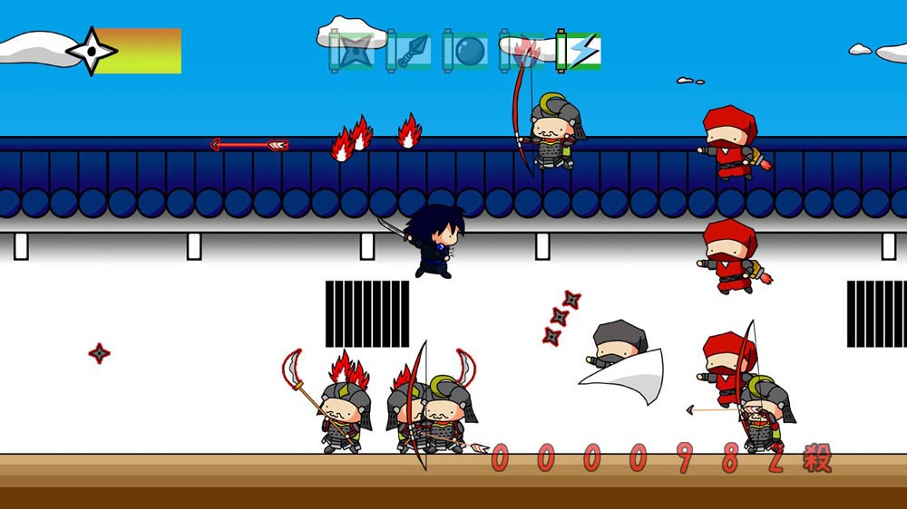 Image from Sky Ninja War
