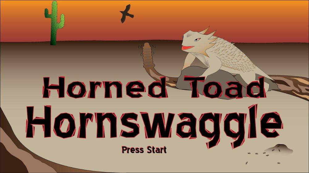 Image from Horned Toad Hornswaggle