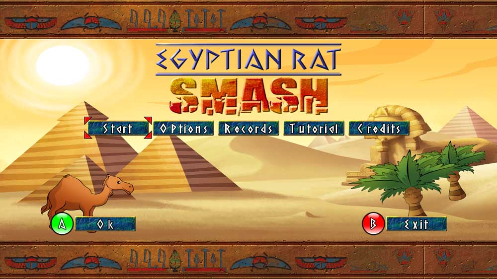 Image from Egyptian Rat Smash