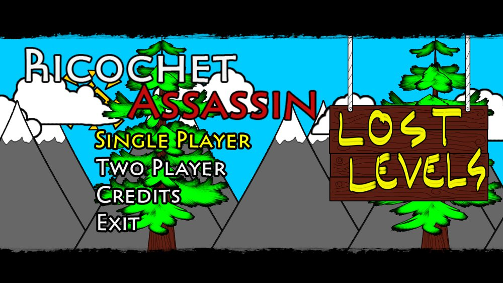Image from Ricochet Assassin Lost Levels