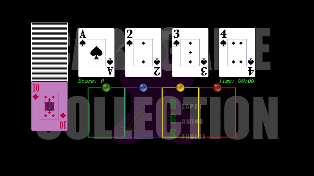 Image de 4-in-1 Cardgame Collection