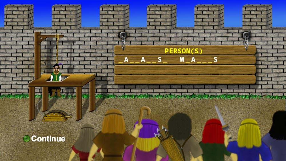 Image from Ye Olde Hangman Game