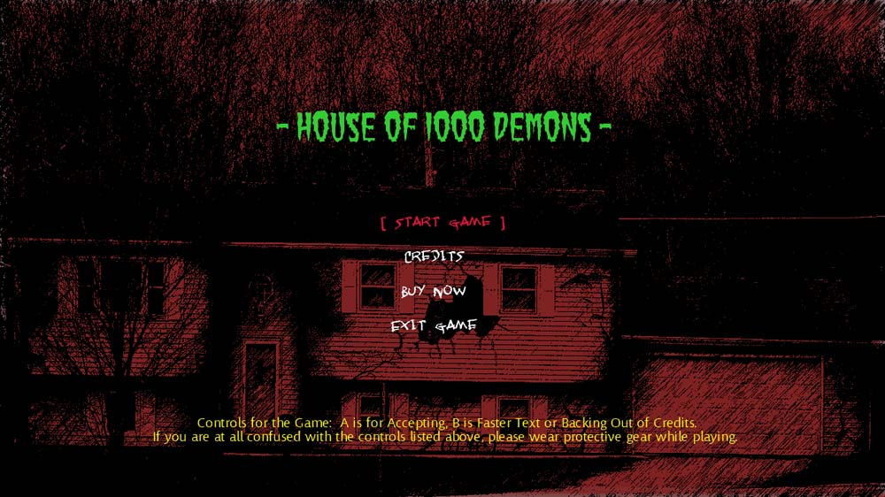 Image from House of 1000 Demons