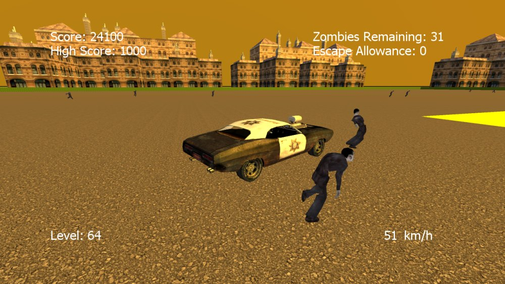 Image from Zombie Death Car