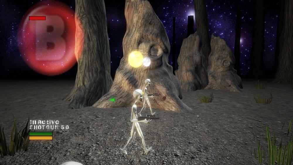 Bild von Aliens VS Aliens