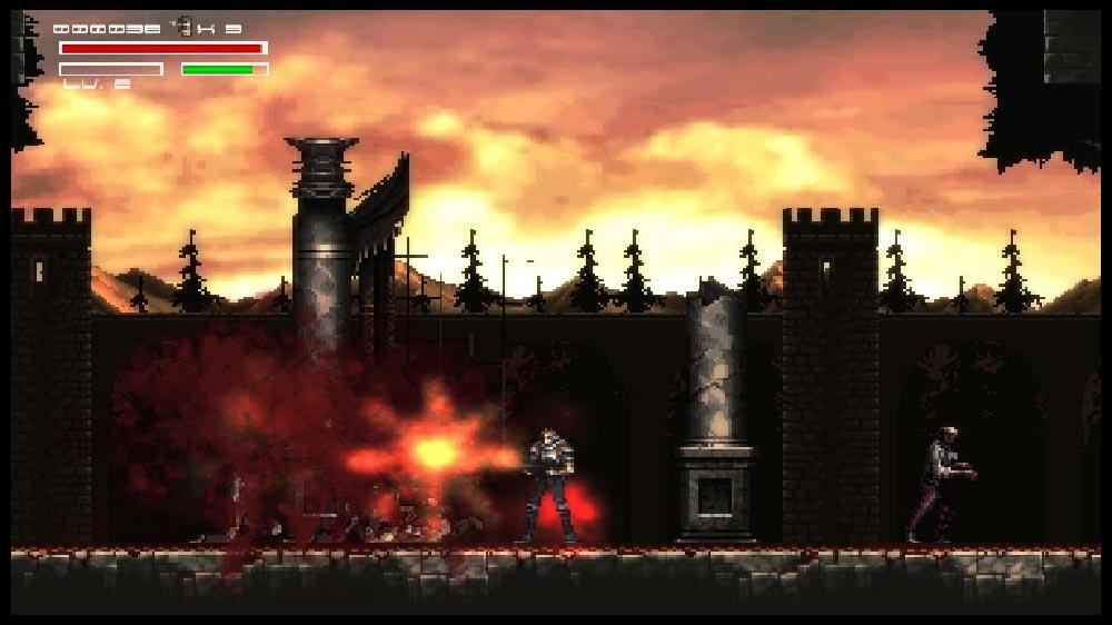 Image from Parasitus: Ninja Zero