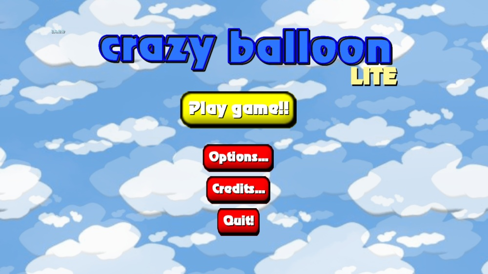 Image from Crazy Balloon Lite