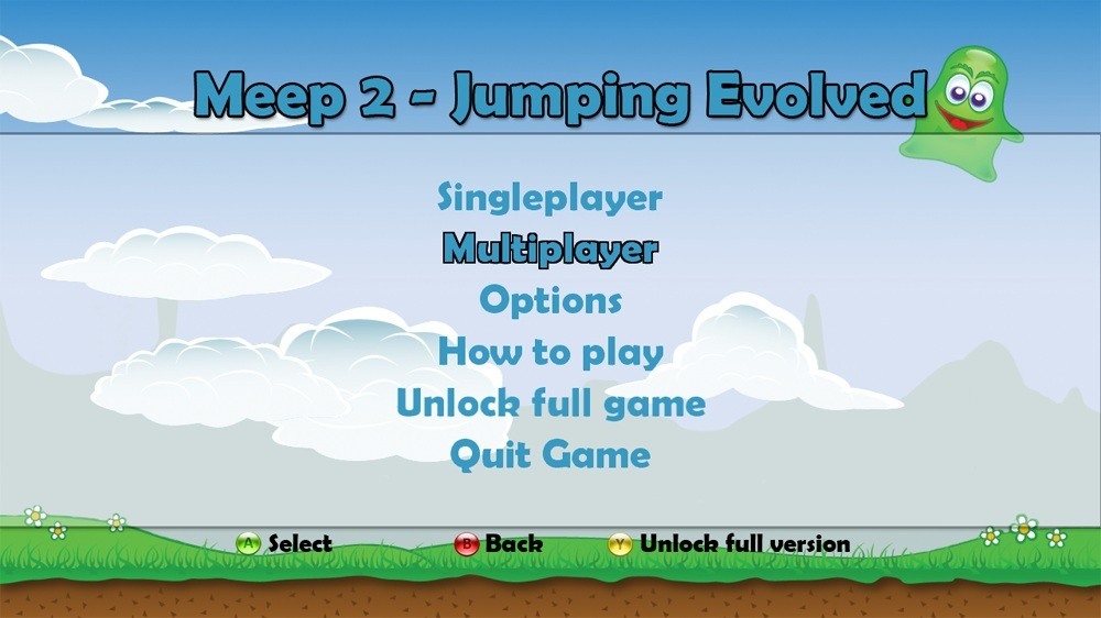 Image from Meep 2 - Jumping Evolved