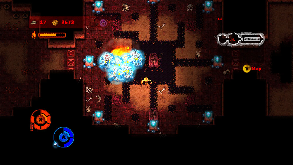 Image from Redd: The Lost Temple