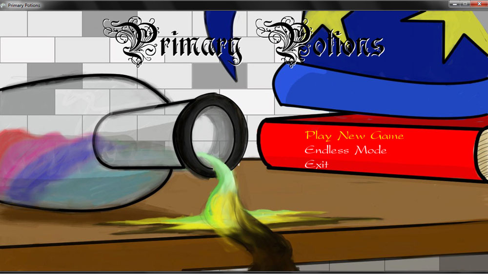 Image from Primary Potions
