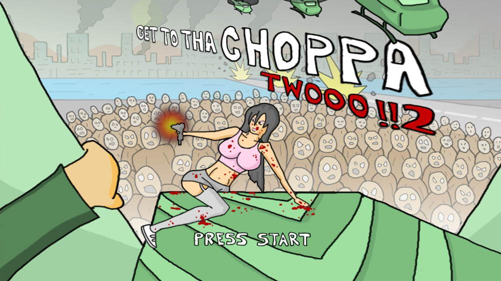 Image from GET TO THA CHOPPA TWOOO!!2