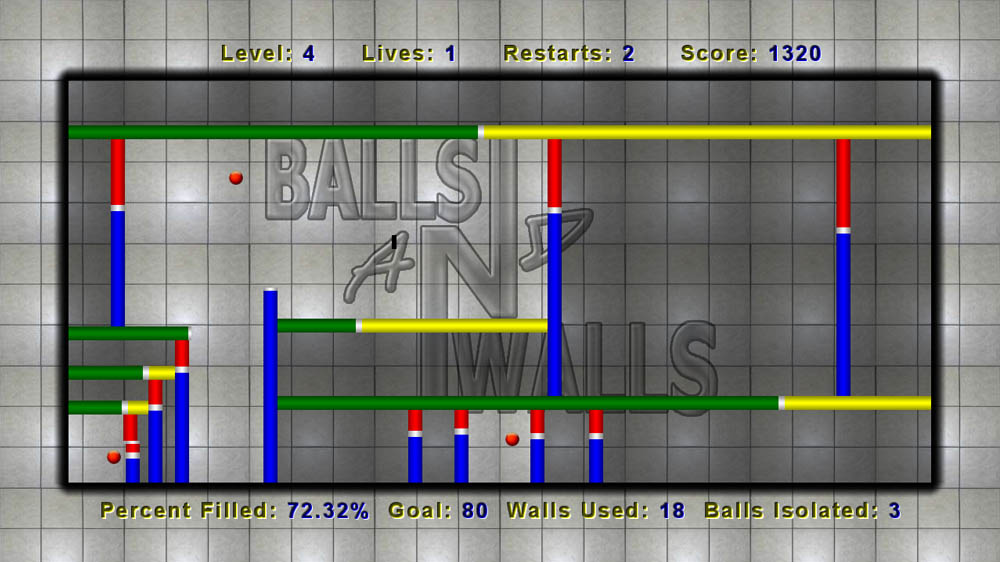 Image from Balls N  Walls