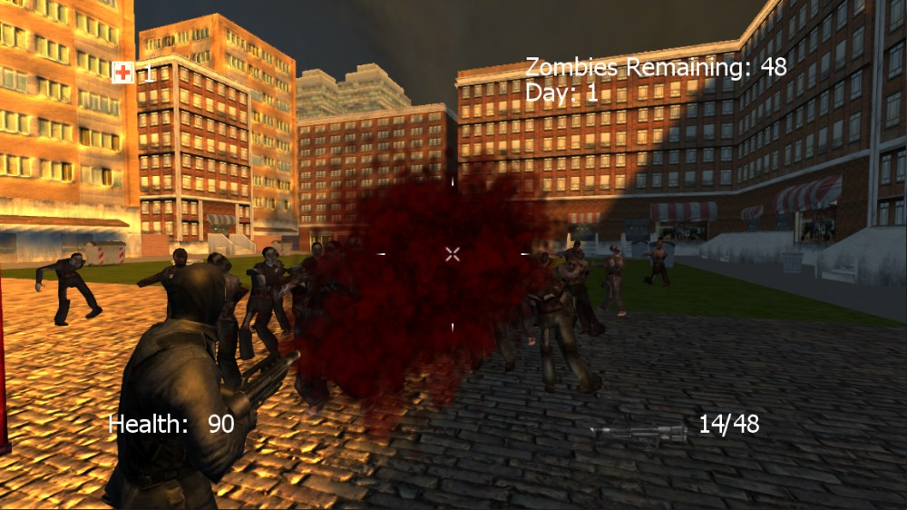 Image de The $1 Zombie Game