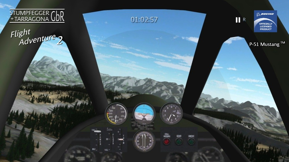 Image from Flight Adventure 2