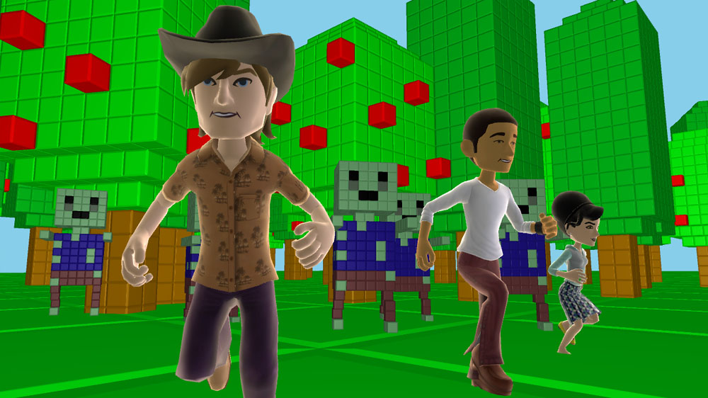 Image from Pixel Animator 3D