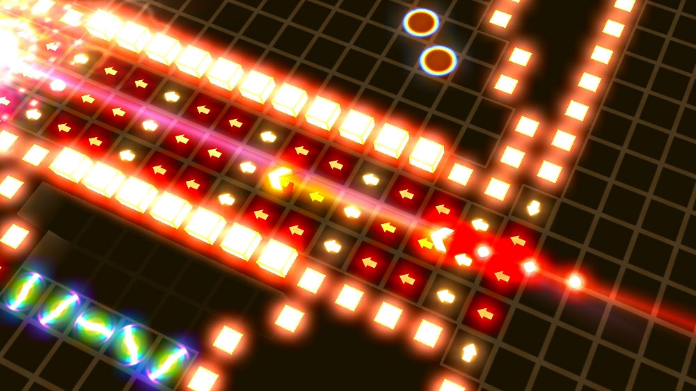 Image from Glow Arcade Racer