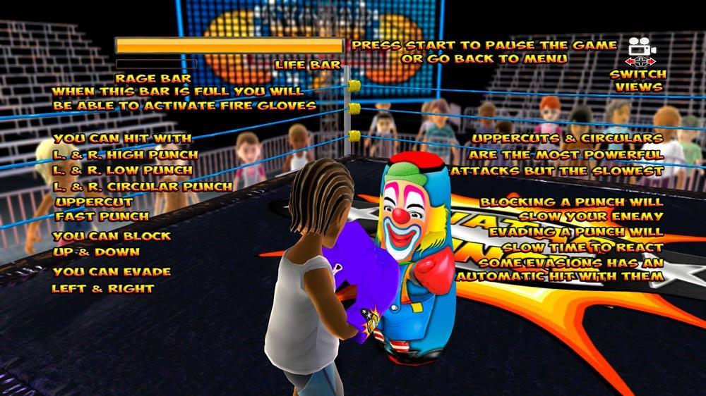 Imagen de Avatar Punch