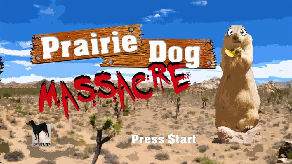 Image from Prairie Dog Massacre