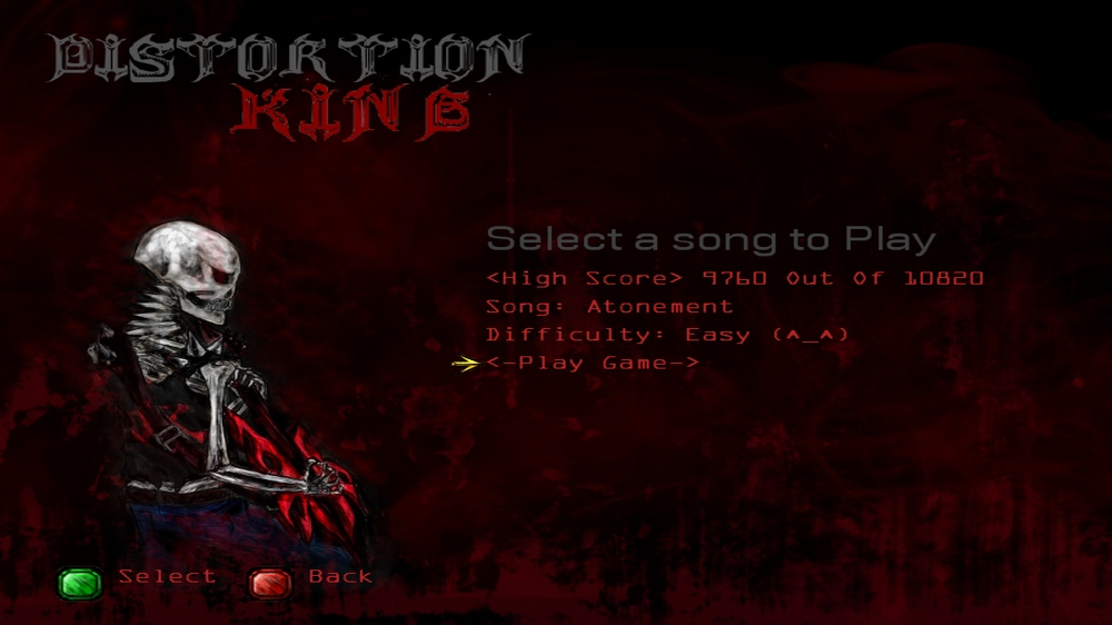Imagen de Distortion King