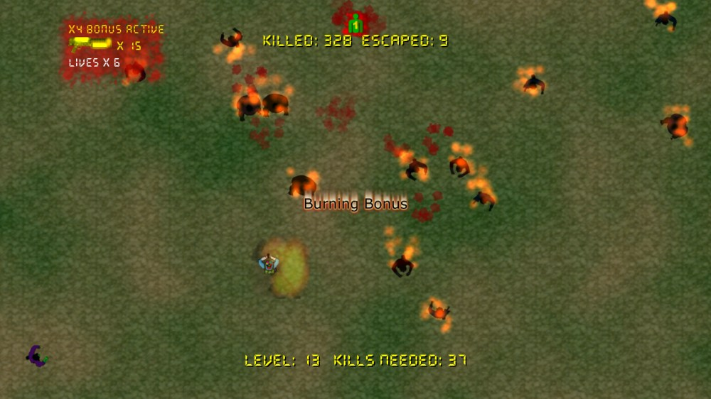 Image from Zombie Slaughter Is Fun