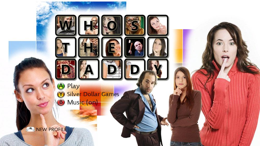 Image from Who's the Daddy