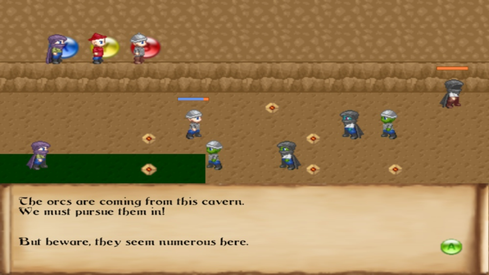 Image from Orcs!