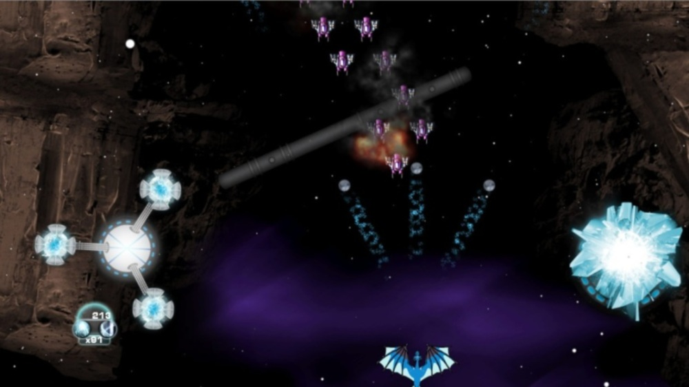 Image from Dragons vs Spaceships
