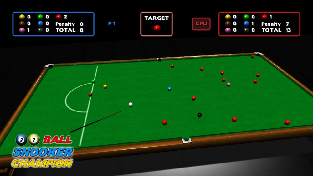 Image from 21 Ball Snooker Champion
