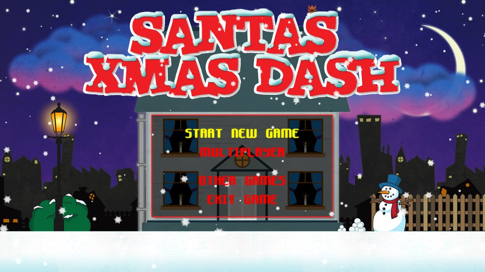 Image from Santa's Xmas Dash