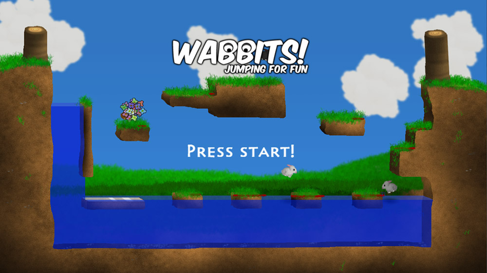 Image from Wabbits! Jumping For Fun