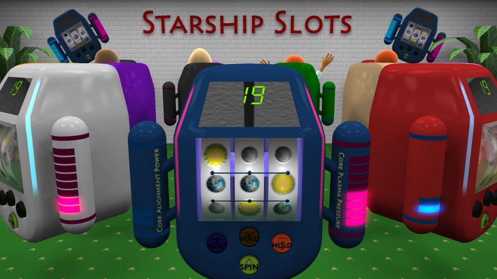 Image from Starship Slots