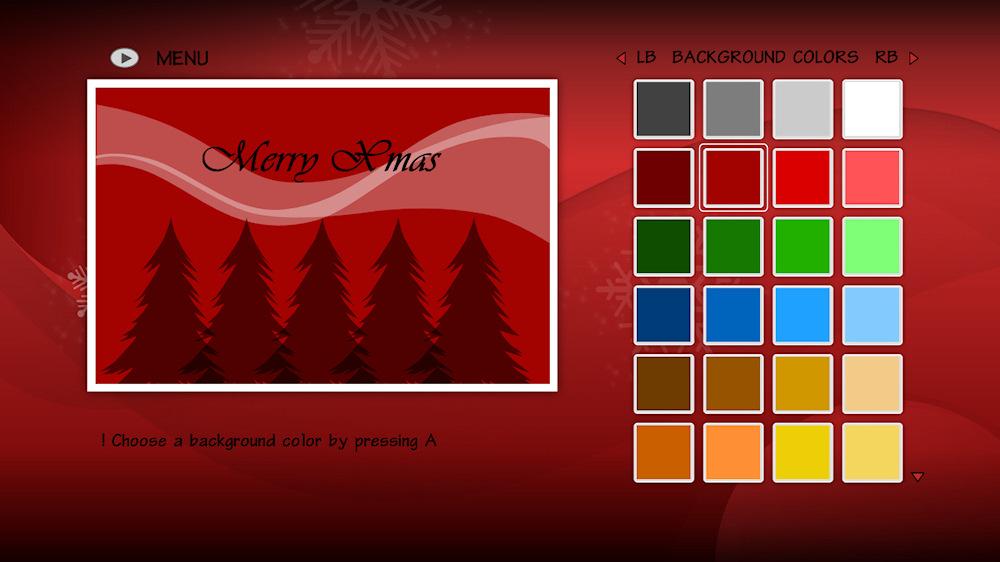Image from Card Creator Xmas