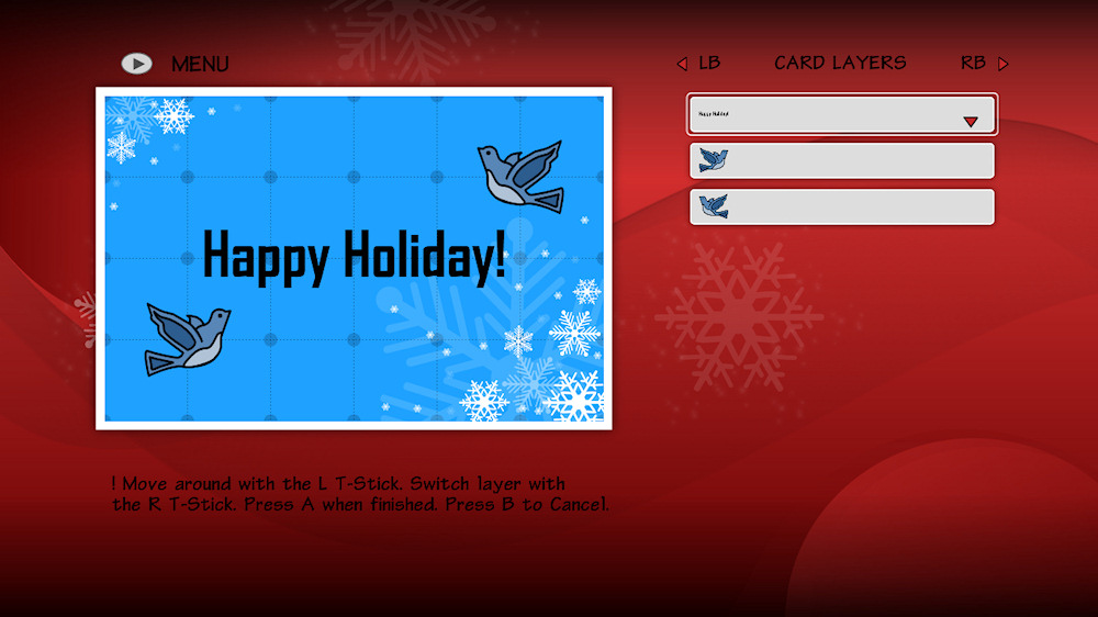 Image from Card Creator Xmas