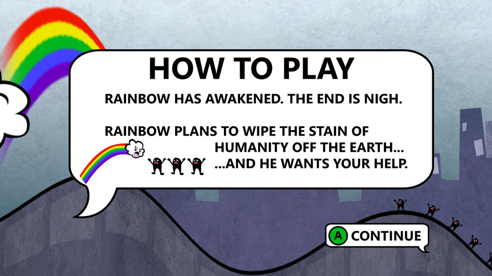 Image from Rainbow Rapture