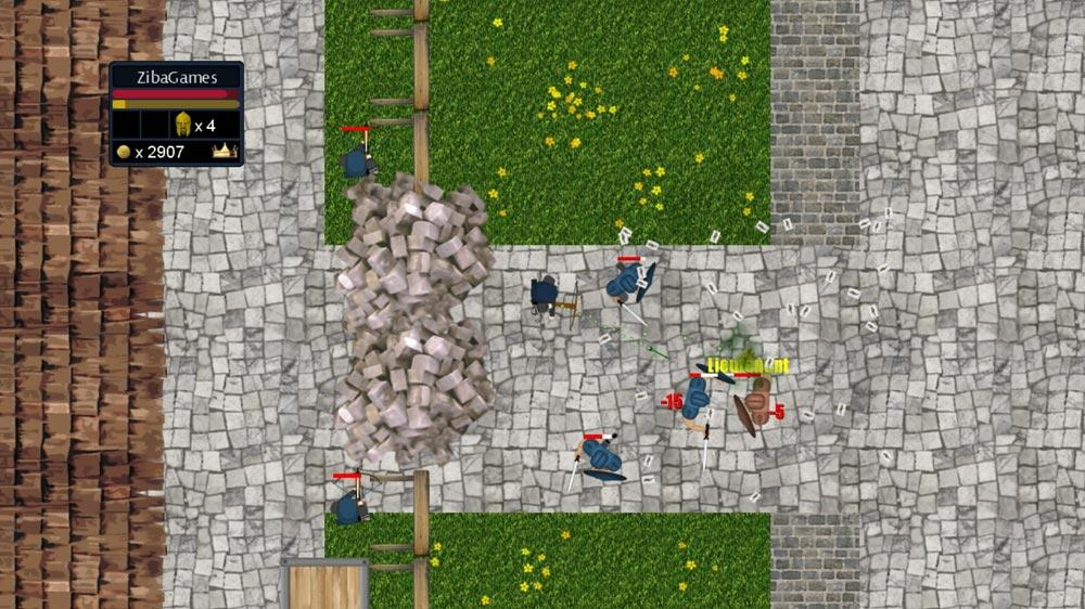 Image from Siege King: The Siege of Aurum