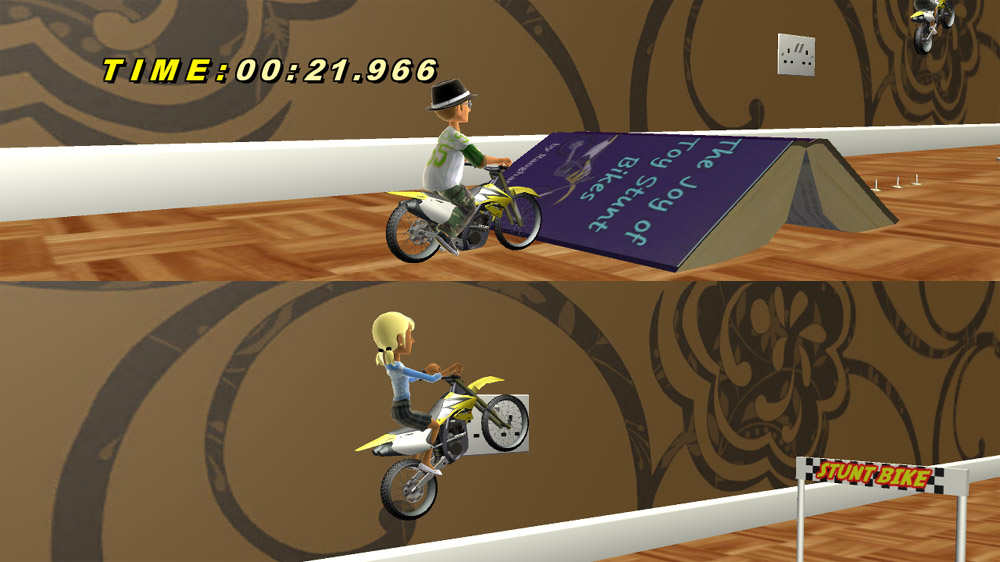 Image from Toy Stunt Bike 2