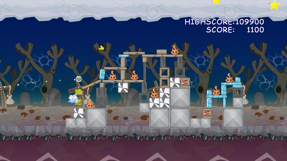 Image from Angry Fish: Deep Sea