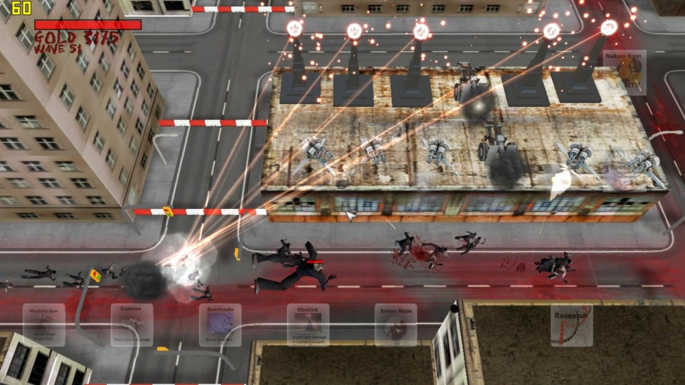 Image from zombie crossing