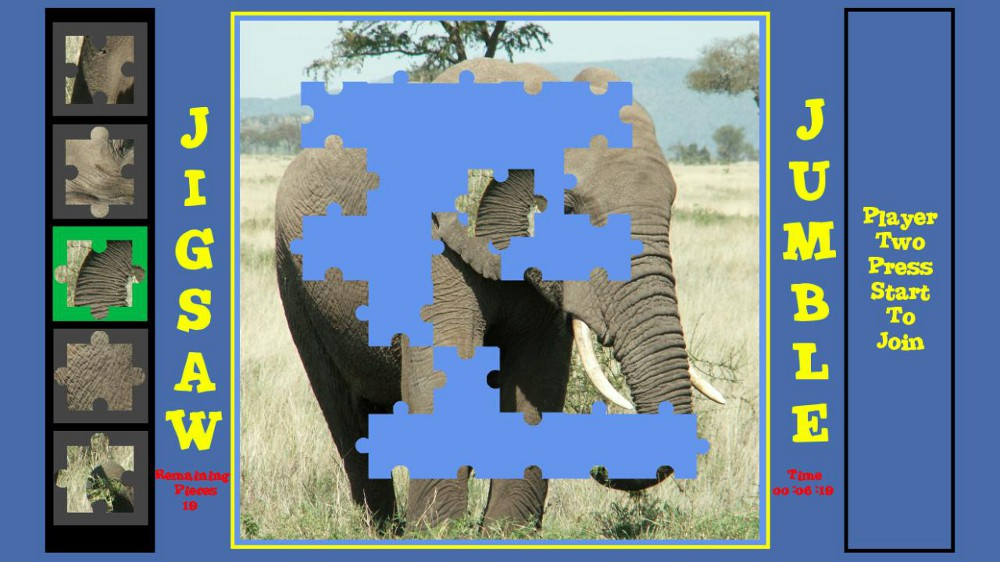 Image from Jigsaw Jumble