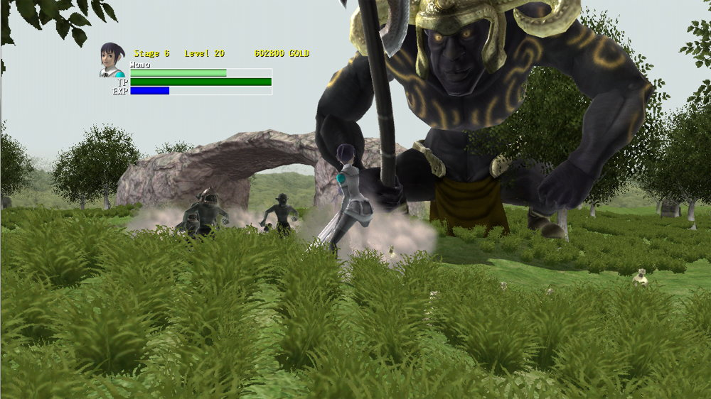 Image from Ogre's Phantasm Sword Quest