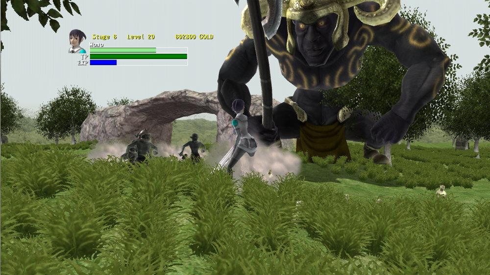 Image from Ogre's Phantasm Sword Quest